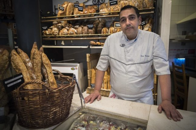 Here's where you can find the 'best' baguette in Paris