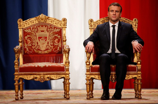 Macron to name his Prime Minister then visit Merkel on first full day in job