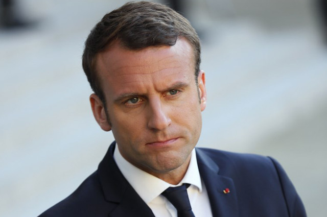 France comes together in show of support for UK