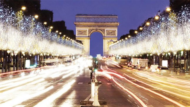 French optimistic about future as consumer confidence hits 10-year high