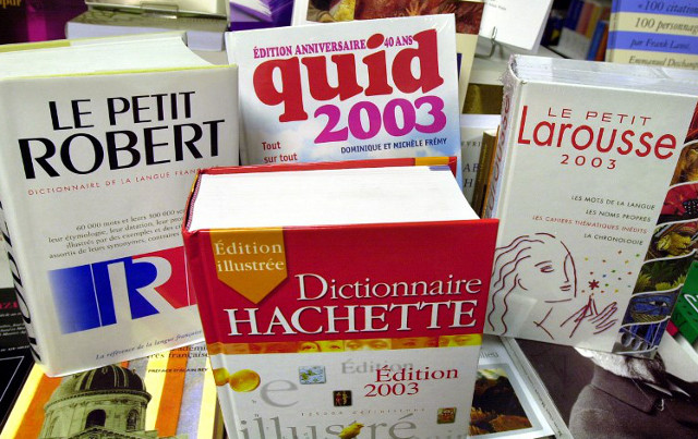 Parlez-vous franglais? More English words officially enter French language