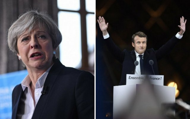Is Emmanuel Macron's win in France really bad news for Brexit?