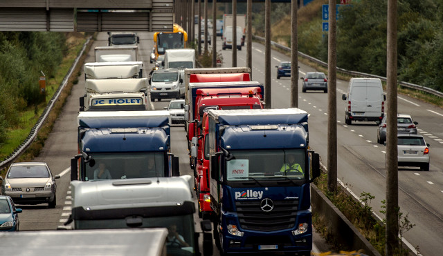 French fuel driver strike could affect weekend trips