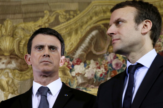 French Socialist party opens process to boot out ex-PM Manuel Valls