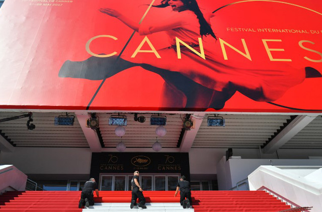 Cannes: Festival to hold minute's silence after UK terror attack