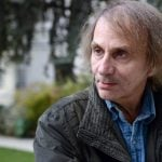 France's bad boy of literature takes 'French Bashing' to New York