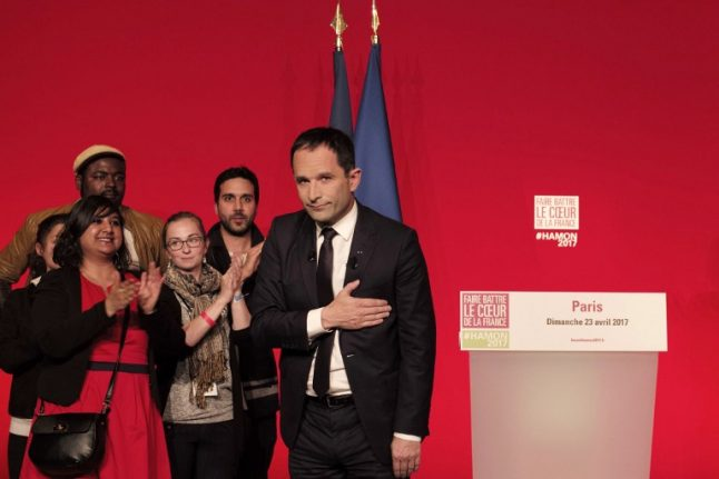 Defeated French Socialist Hamon to launch new leftwing movement