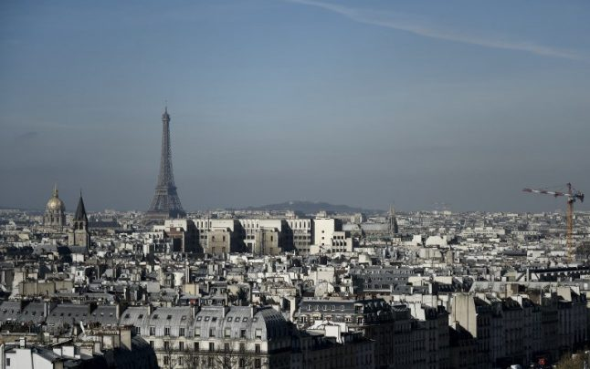 Brexit helps push Paris property prices towards record levels
