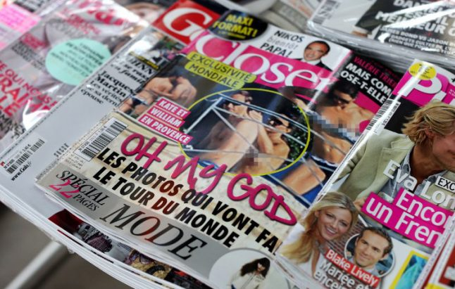 Trial over topless Duchess of Cambridge photos starts in France