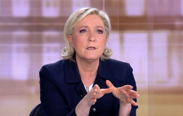 Belligerent Marine Le Pen fails to convince the French she should be president