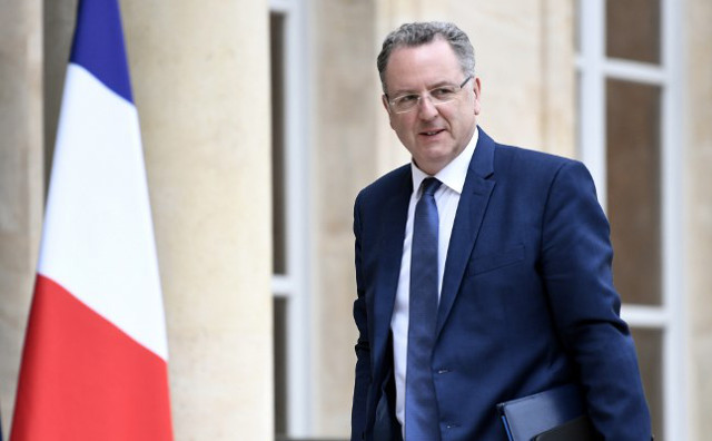 First whiff of scandal hits Macron government