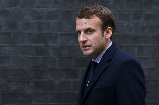 US warned France that Russia was behind Macron hack