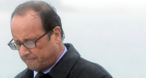 Hollande doesn't deserve to be remembered as 'France's most unpopular president ever'