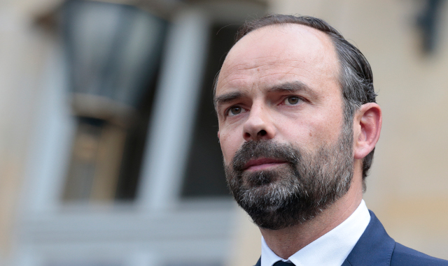 Macron names centre-right mayor Edouard Philippe as his new Prime Minister