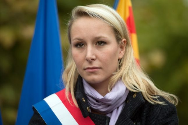 The 'third Le Pen': What you need to know about Marion Marechal-Le Pen