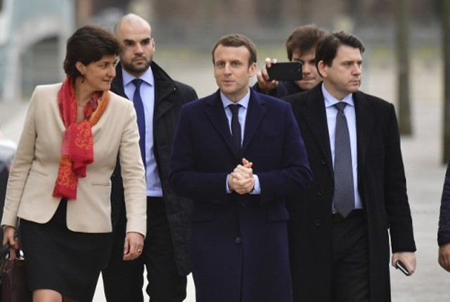 Macron poised to launch next stage of his French 'revolution'