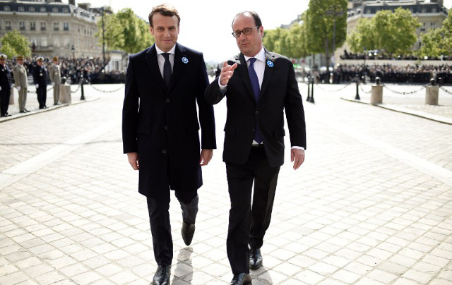 What happens now: Macron faces busy schedule starting with his inauguration