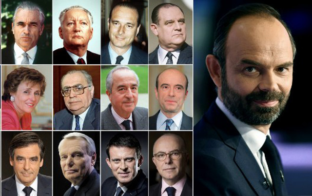 Why does France's president name a PM and government before June's crucial elections?