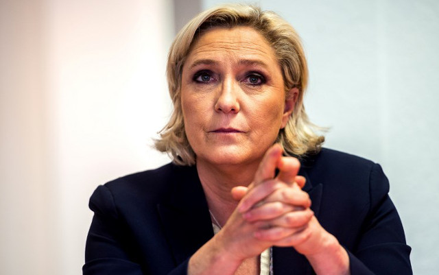 Marine Le Pen charged over EU parliament funding scandal