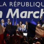 New opinion polls will cheer Macron in his quest for key parliamentary majority