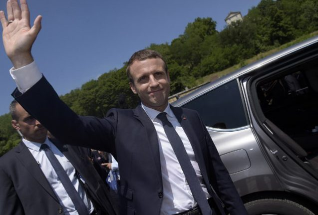 Macron's priorities for France: Three reforms he aims to push through parliament