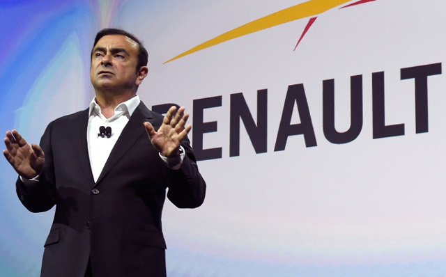 France: Renault chief's massive €7 million salary package gets green light