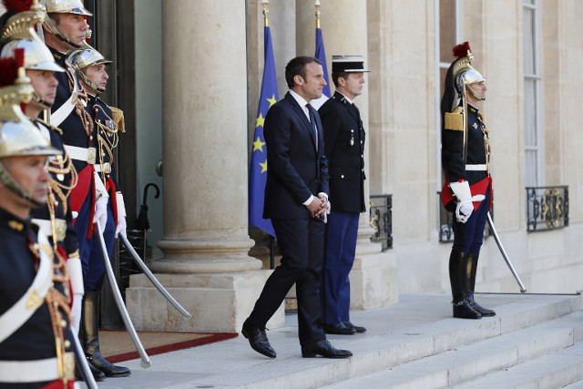 France to get new counter-terrorism centre answerable to Macron
