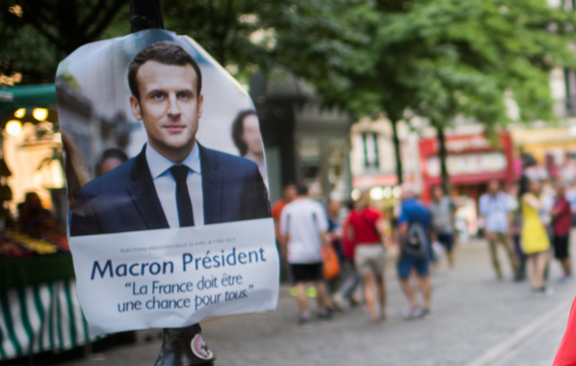 Interview: Brexit shock inspired me to join Macron's revolution