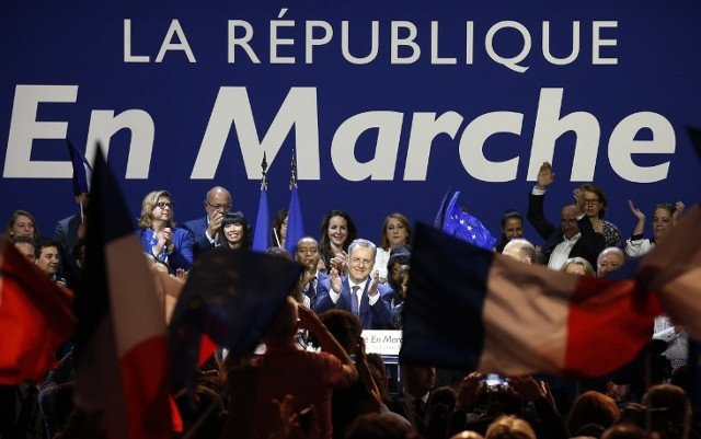 New poll confirms Macron's party set for landslide victory