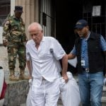 'Air Cocaine' smuggler transferred to France