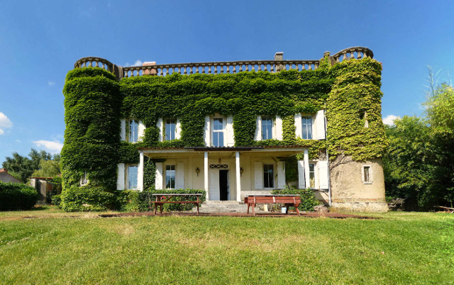 French Property of the Week: Charming castle with fishing lake and pool in former Poitou-Charentes