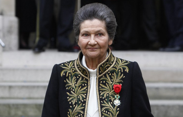 French women's rights champion Simone Veil given coveted burial place in Pantheon