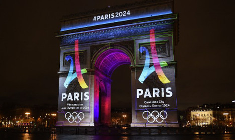 Paris guaranteed to host Olympic Games