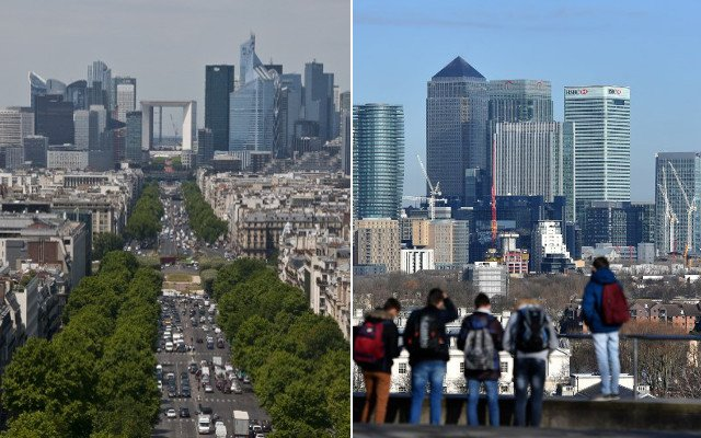 Brexit: France to cut income tax and open international schools to entice London's bankers to Paris