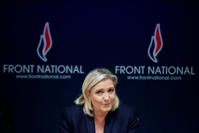 Le Pen says time has come for far-right National Front to scrap tainted name
