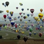 WATCH: 456 balloons take to the skies in France for world record flight