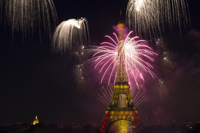 How best to celebrate Bastille Day in France