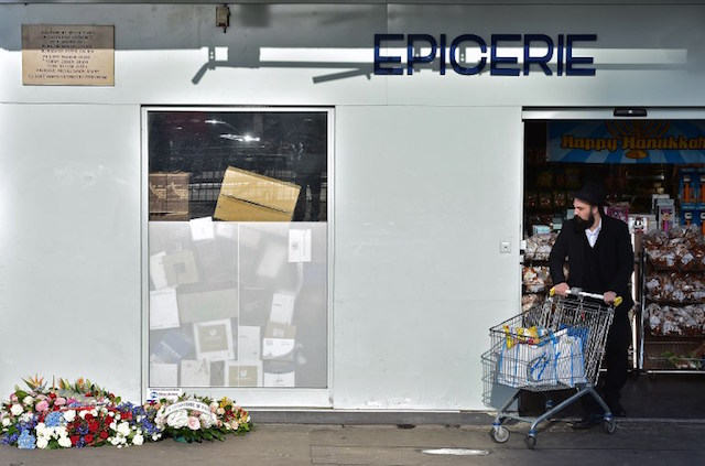 French police charge suspect linked to 2015 kosher supermarket attack