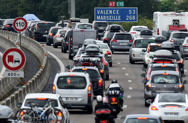 France set for traffic misery over long July 14th weekend