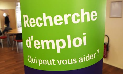 The figures that tell the story of the state of France's jobs market