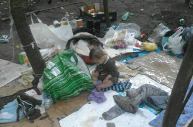 France to boost housing for migrants as mayor tweets shock images of camp's child refugees