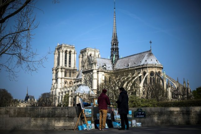 Paris faces 'urgent' mission to restore neglected Notre-Dame to its former glory