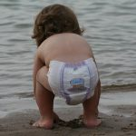 <b>Kiddos:</b> Young kids (six or so) can be totally naked on pretty much any French beach and no one will mind. In fact a kid walking around in the saggy, waterlogged nappy (diaper) might be the one who gets more disapproving looks. Photo: LJU Photo/Photo