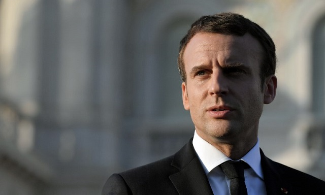After 100 days, have the French already fallen out of love with Macron?