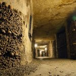 Thieves steal 250 bottles of wine... using the Paris catacombs
