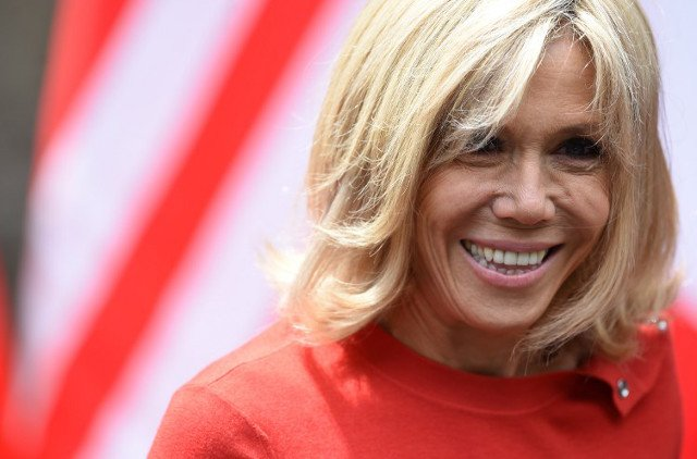 Brigitte Macron given official role but new 'first lady' status remains shelved