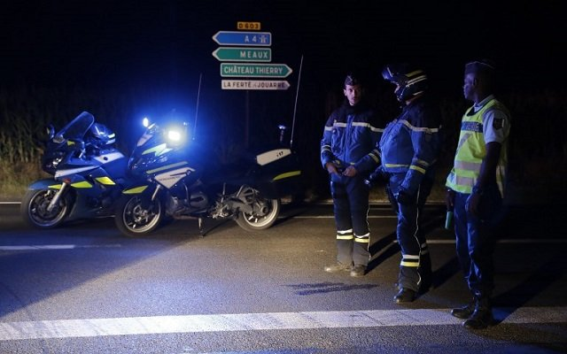 Girl dead, 13 hurt after car 'deliberately' driven into restaurant east of Paris