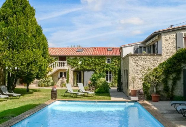 French Property of the Week: Charming stone house with guest property in Charente-Maritime