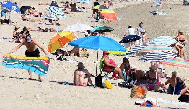 Roasting temperatures set to hit the south east of France
