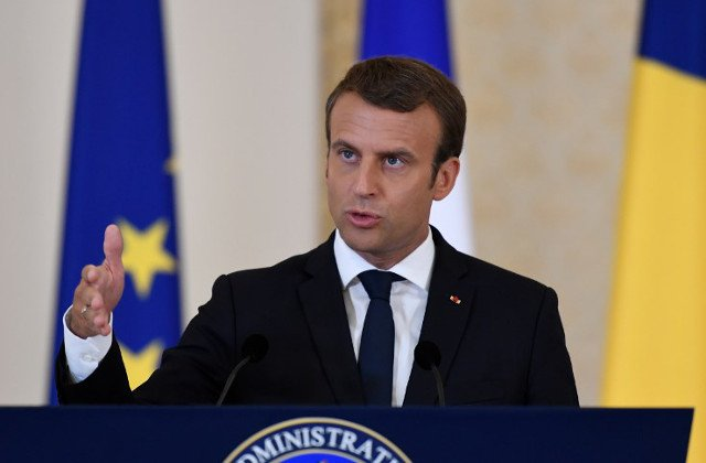 EU risks breakup without overhaul of cheap labour rule, says Macron